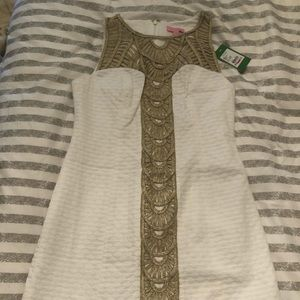 NWT Lilly Pulitzer Resort white dress, 6